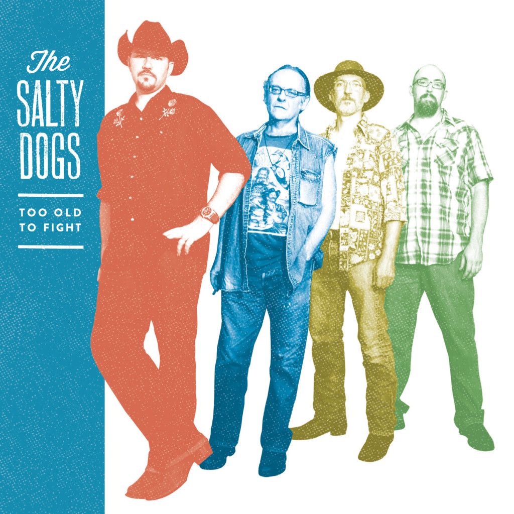 SALTY DOGS COVER